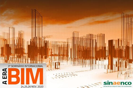 Seminário internacional reúne expoentes BIM em ano chave para o Brasil