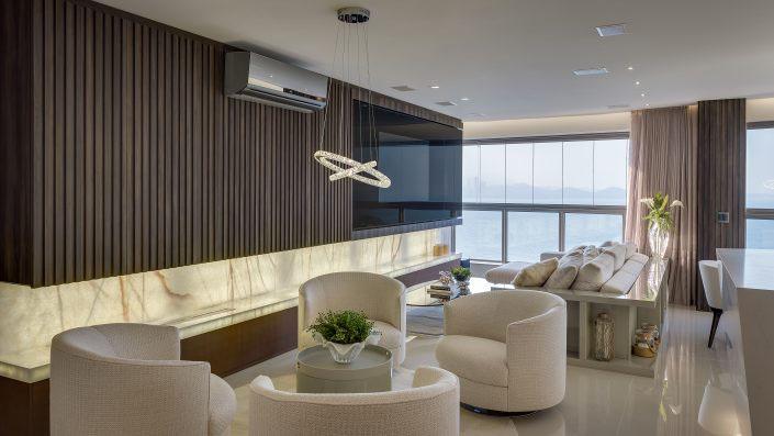 Tendências de decoração em apartamentos de luxo