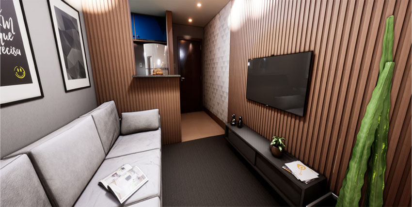 MRV Engenharia incorpora tecnologia que revoluciona visita aos apartamentos decorados