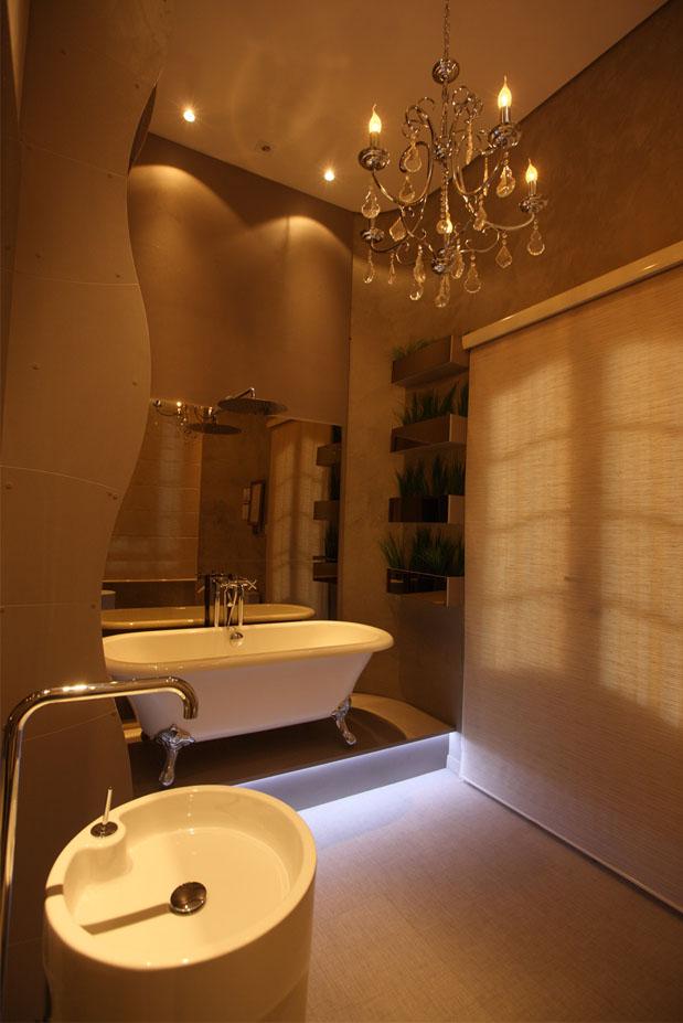 Banheiros da Itu Casa Decor  Guia Construir e Reformar -> Banheiro Suite Feminino