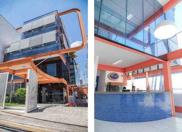 Battaglia Arquitetura cria projeto sustentável e funcional para escola