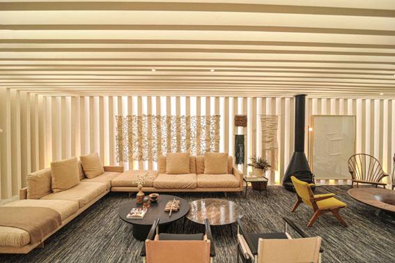 Drywall ganha destaque em projetos assinados para a CASACOR SP 2019