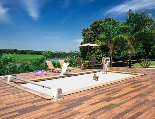 iGUi lança cobertura de piscinas automatizada