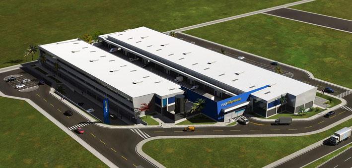 Condomínio Flex Centro Empresarial é o mais novo projeto lançado pela Âncora Engenharia