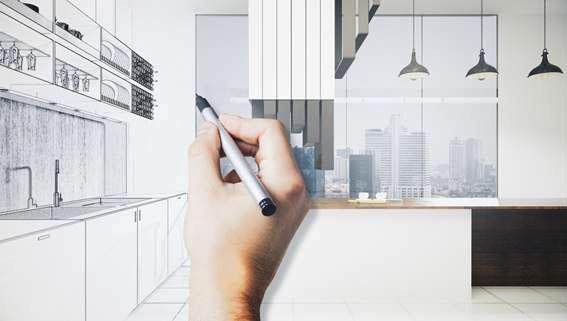 Construtora Miramar oferece serviço de personalização dos apartamentos