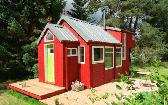 Cidade de Atlanta legaliza casas minúsculas