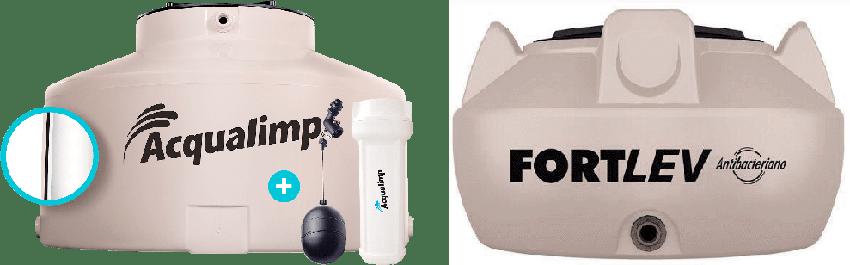 Delivery de caixas d'água e materiais hidráulicos ganha força