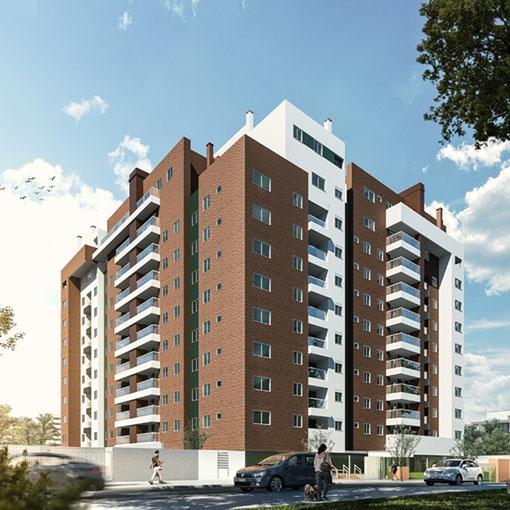 Construtora Ennio Fornea lança novo empreendimento residencial em Curitiba