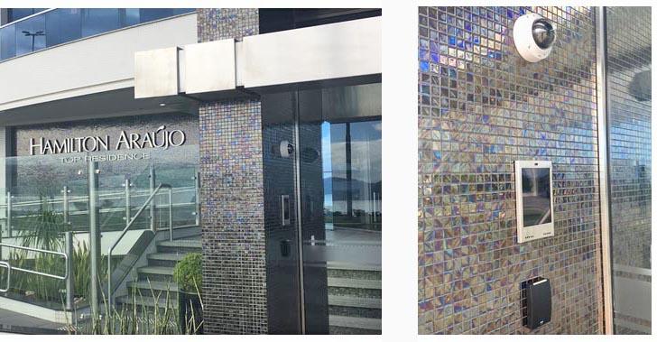 Edifício em Florianópolis utiliza alta tecnologia para segurança dos moradores
