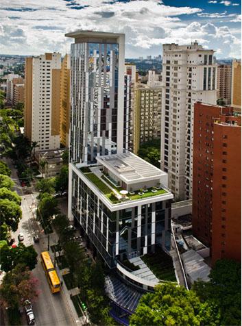 Construção civil contribui para uma Curitiba mais sustentável