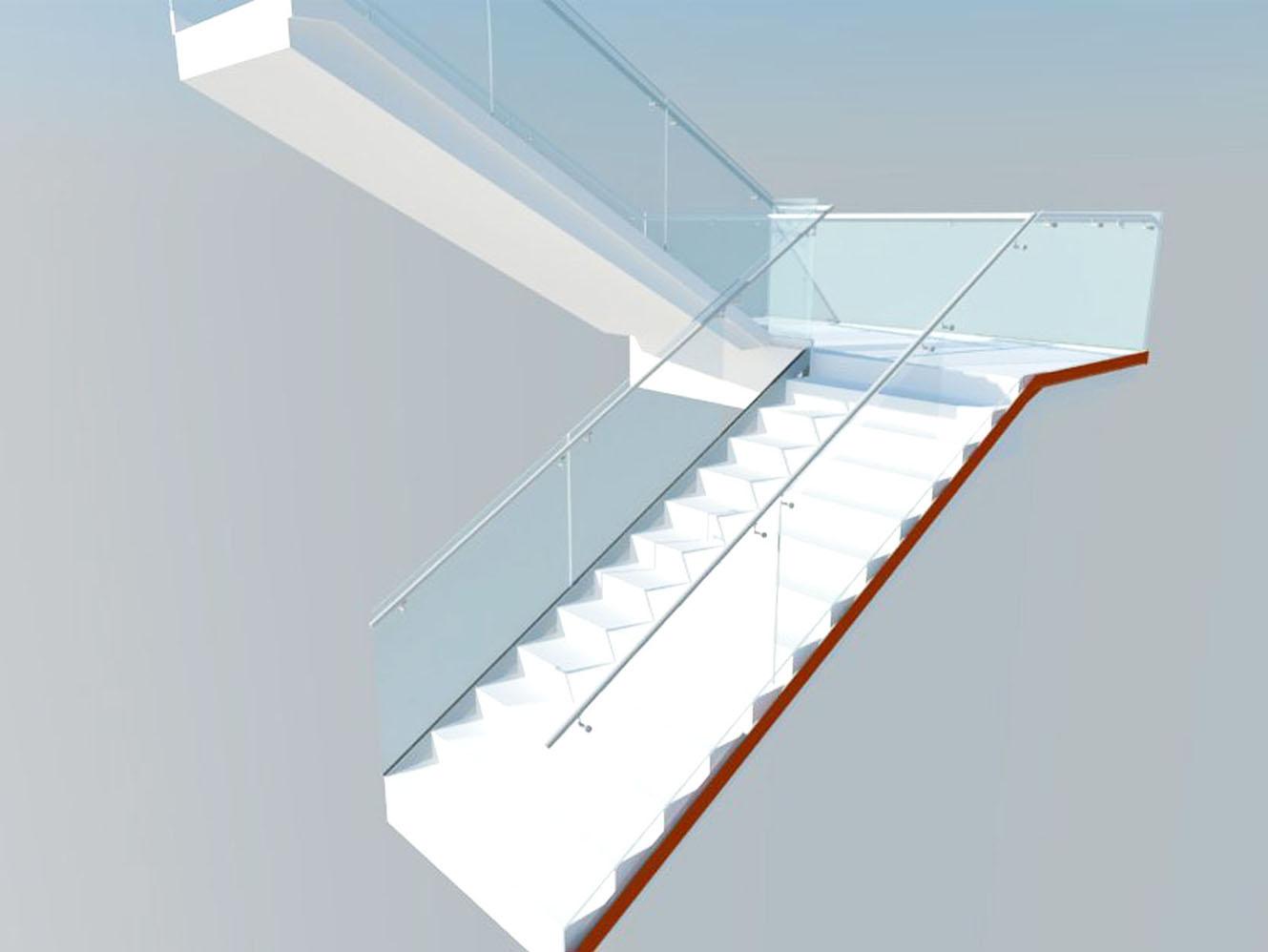 #832C0C GVArquitetura traz solução para facilitar o dia dia do arquiteto  238 Janelas De Vidro Para Sketchup