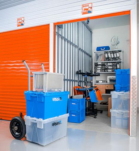 Empresas e microempreendedores também fizeram dos self storages importantes aliados na redução de custos e otimização de espaço