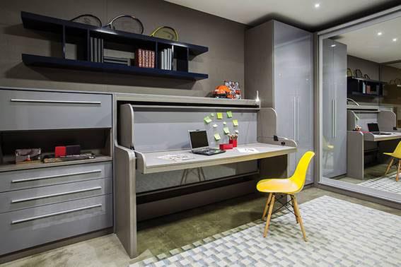 Transforme um espaço em home office com a sua cara