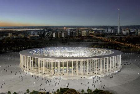 Feicon Batimat 2011: Brasil quer construir estádio mais sustentável do mundo