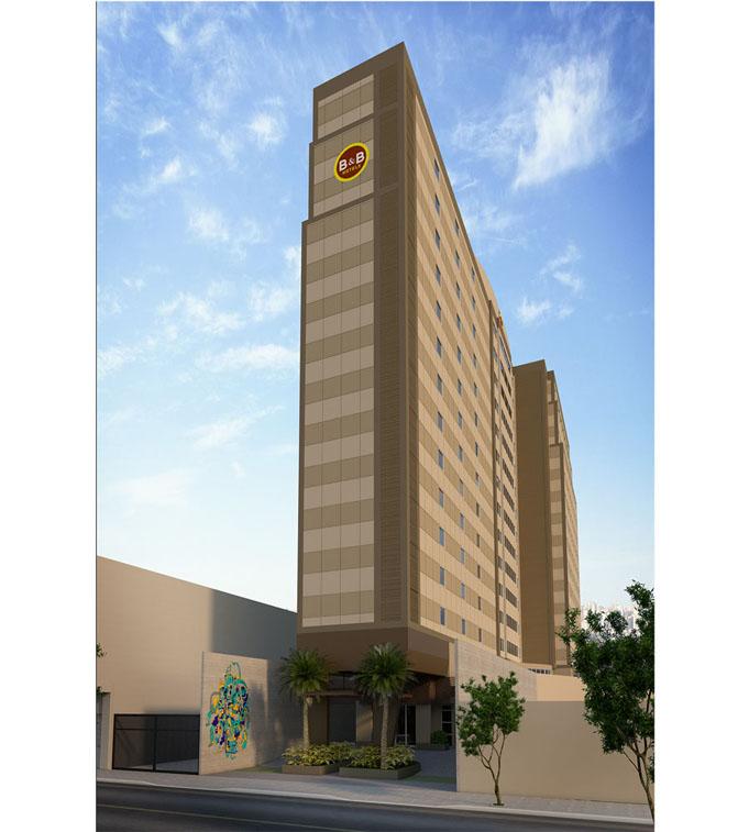 Tarjab Incorporadora lança hotel com a marca B&B e conceito econochic