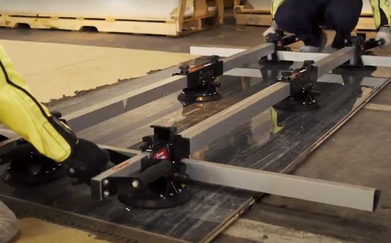 Uso de ferramentas corretas é essencial para a aplicação de superformatos