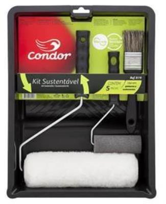 Braskem e Condor desenvolvem kit de pintura com plástico pós-consumo