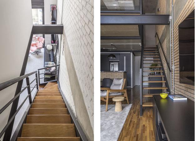 Conheça os tipos de escadas e como escolher o modelo ideal para o projeto