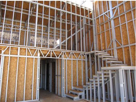 Trevo Drywall divulga portfólio para a construção a seco em evento em Brasília