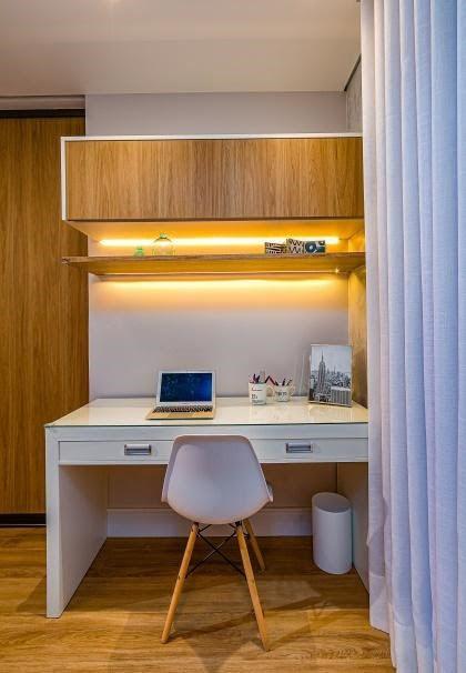 SCA Jardim Europa reúne dicas para otimizar o espaço do home office