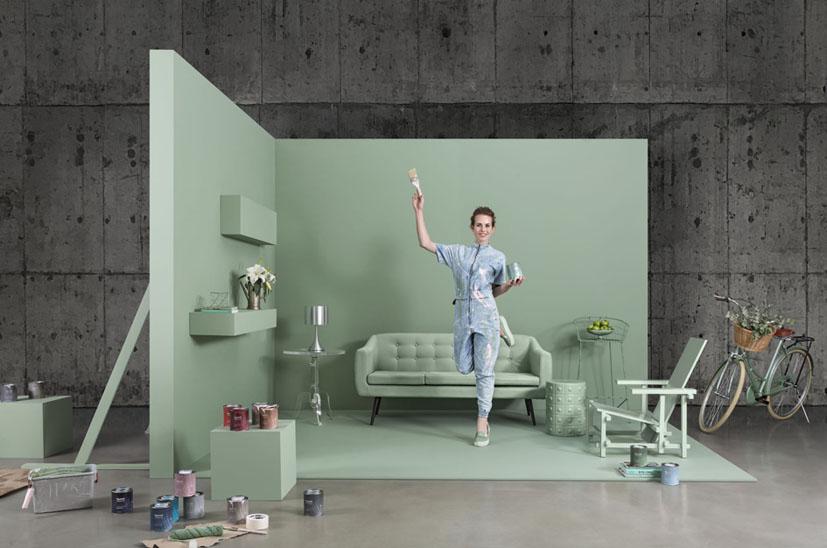 Suvinil e Westwing retomam campanha de combinações de cores de tintas