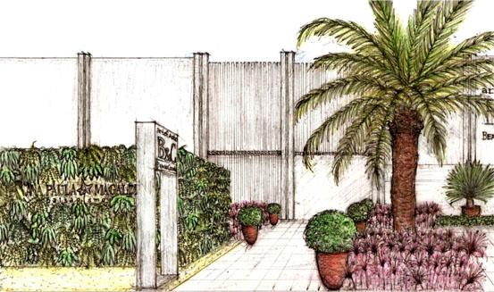 plantas jardim tropical : plantas jardim tropical:Jardim Tropical, da paisagista Paula Magaldi, impacta a fachada da