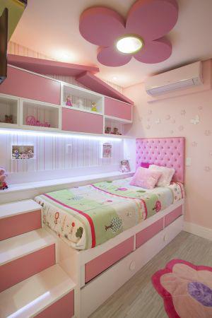 Luz, decoração e criatividade para o quarto infantil