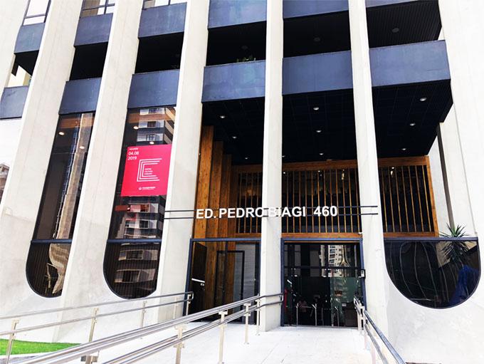 Restauração de edifício na Paulista combina tecnologia e cultura coreana