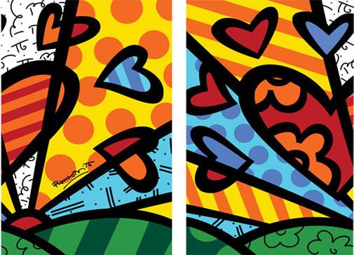 Top Romero Britto O Wallpapers