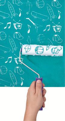 Rolo Para Textura Condor Facilita O Trabalho De Pintura Doméstica