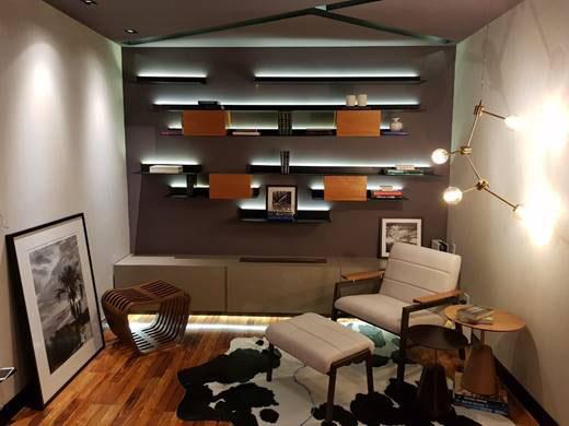 Petit Decor e Studio Ideação compõem sala de leitura da Mostra Casar