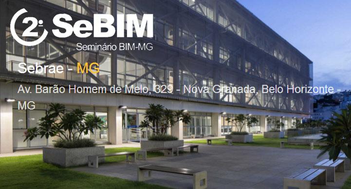 Belo Horizonte recebe um dos maiores eventos de BIM do Brasil