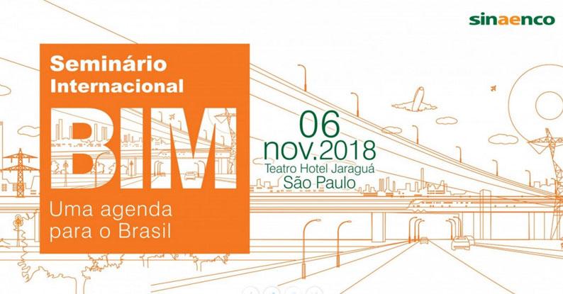 Seminário BIM: o futuro das obras de infraestrutura já começou