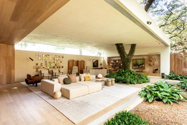 Suite Arquitetos apresenta a ''Casa da Árvore'' na mostra CASACOR SP 2018