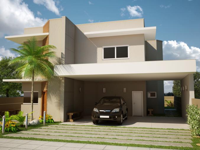 Valorize a sua obra com telhados embutidos