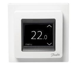 Danfoss lança termostato para controlar sistema de aquecimento de piso residencial