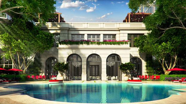 The Estates of Acqualina, complexo residencial luxuoso, está de olho no mercado brasileiro