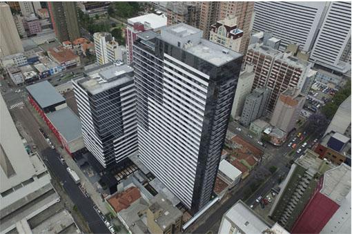 Tecnisa entrega um dos principais empreendimentos da história de Curitiba