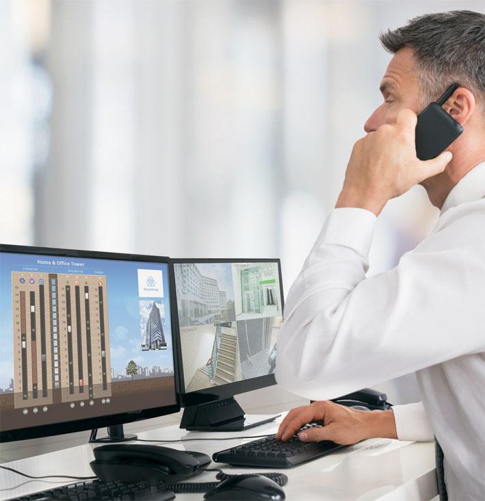 A thyssenkrupp lança AGILE, pacote de soluções inteligentes para melhorar a gestão dos elevadores