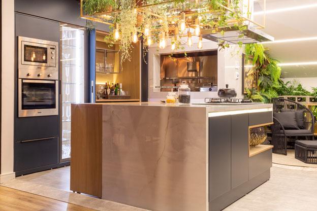 Lançamentos Todeschini na cozinha na Decore