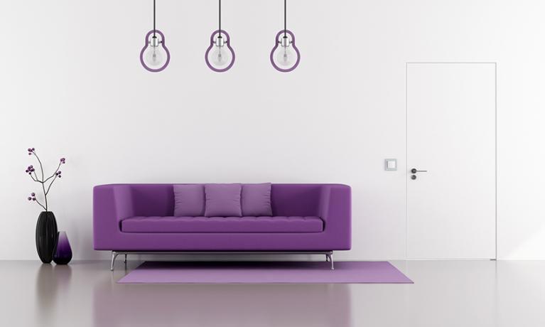 Ultravioleta: coloque a cor do ano na sua casa