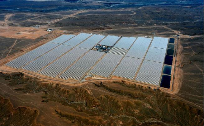 BASF contribui para a construção sustentável da maior usina de energia solar do mundo