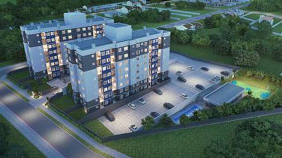 Construtora vai lançar 2,6 mil unidades Minha Casa Minha Vida até 2020 na RMC (PR)