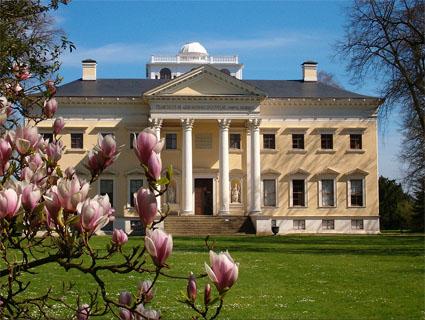 Palacio Wörlitz - Dessau