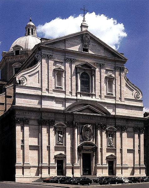 Igreja de Jesus (Roma)