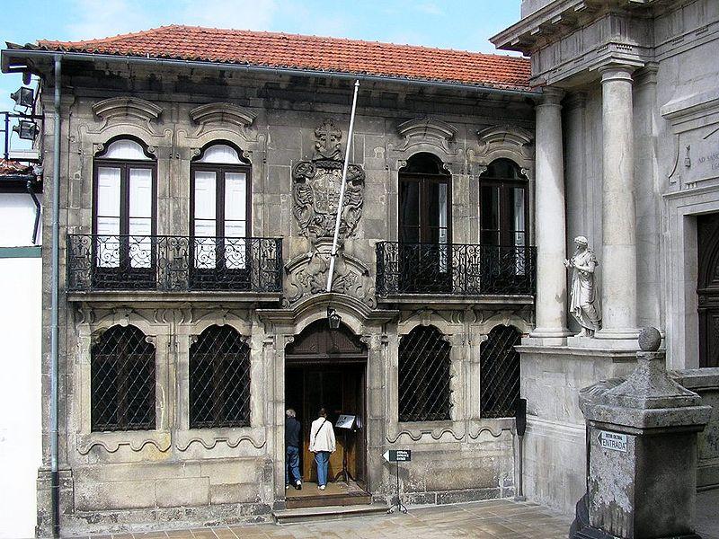 Casa do Despacho da Ordem Terceira de São Francisco