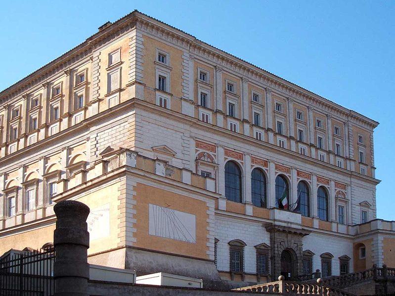 Palazzo Farnese (Caprarola)