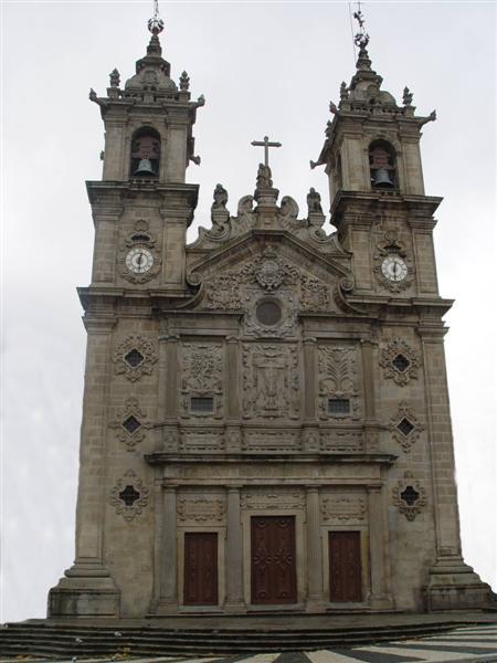 Igreja de Santa Cruz (Braga)