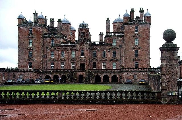 Castelo de Drumlanrig