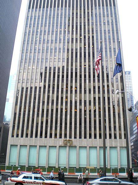 Exxon Building